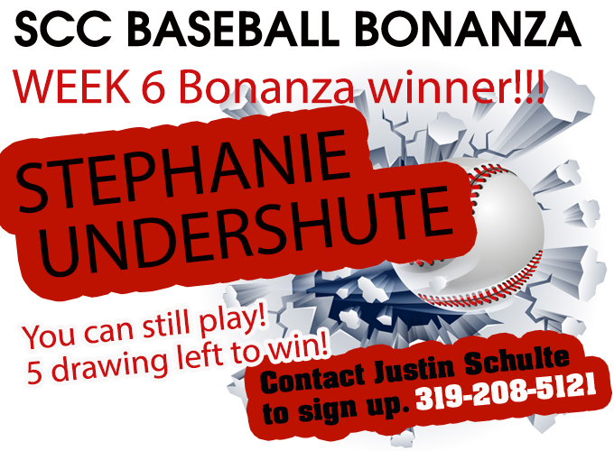 Baseball Bonanza Week 5 Winner