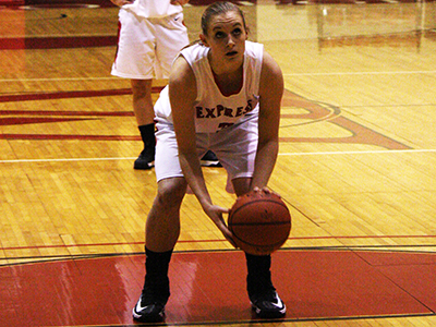 Roser's Free Throws Power Women's Basketball To First Postseason Victory