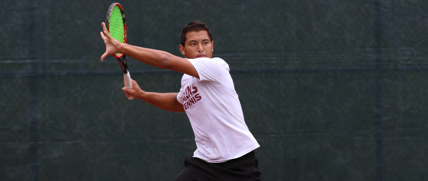 Men's Tennis Opens Spring Season with 6-1 Win at Saint Michael's