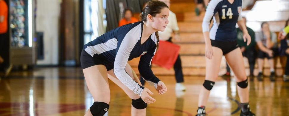 Volleyball Concludes Season with 3-0 Loss at Wilmington