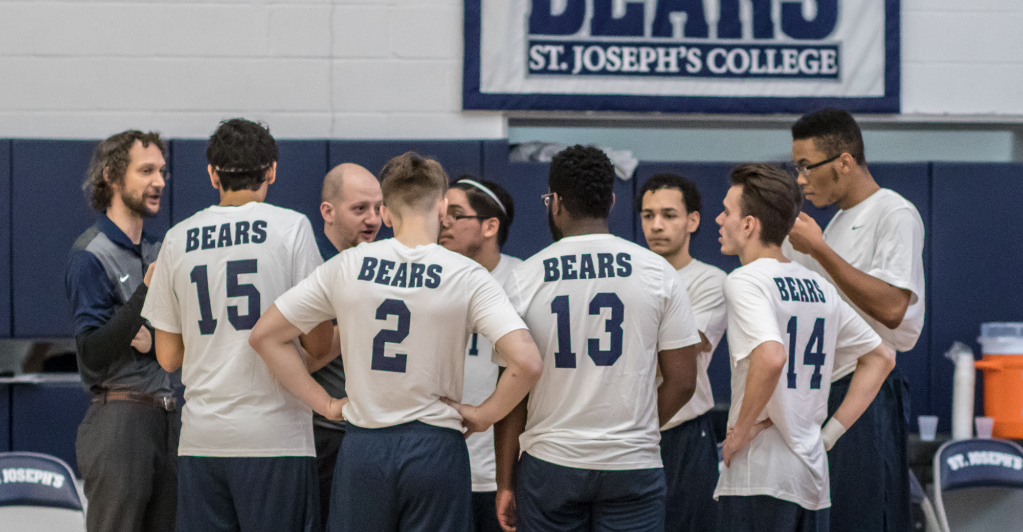 Medgar Evers Tops Men's Volleyball in Season Opener