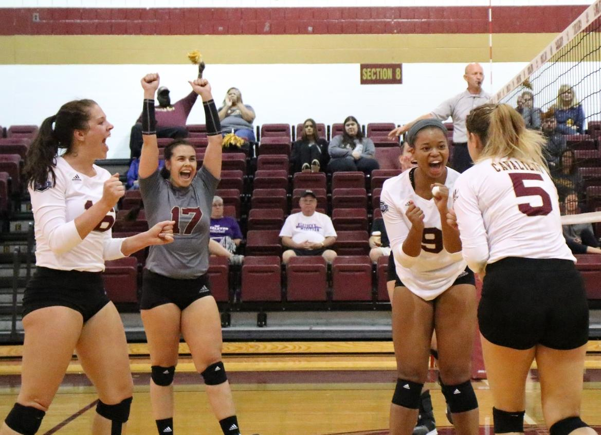 Cavaliers Shine on Senior Day