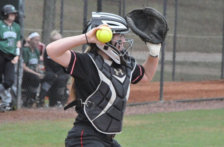 Softball: Panthers split with Greensboro in USA South doubleheader Saturday