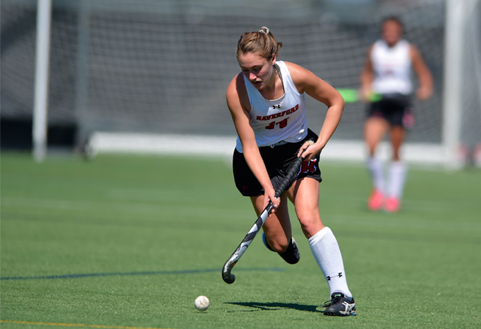 Field Hockey Tripped Up at Ursinus, 4-0