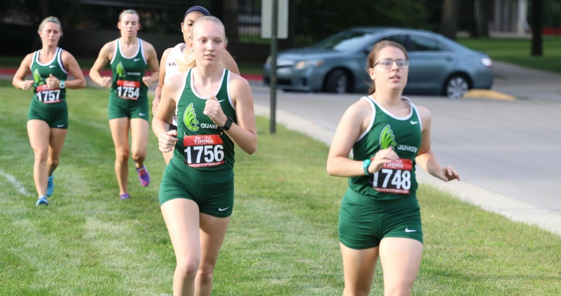 Women's Cross Country Competing at All-Ohio Intercollegiate Championships Saturday