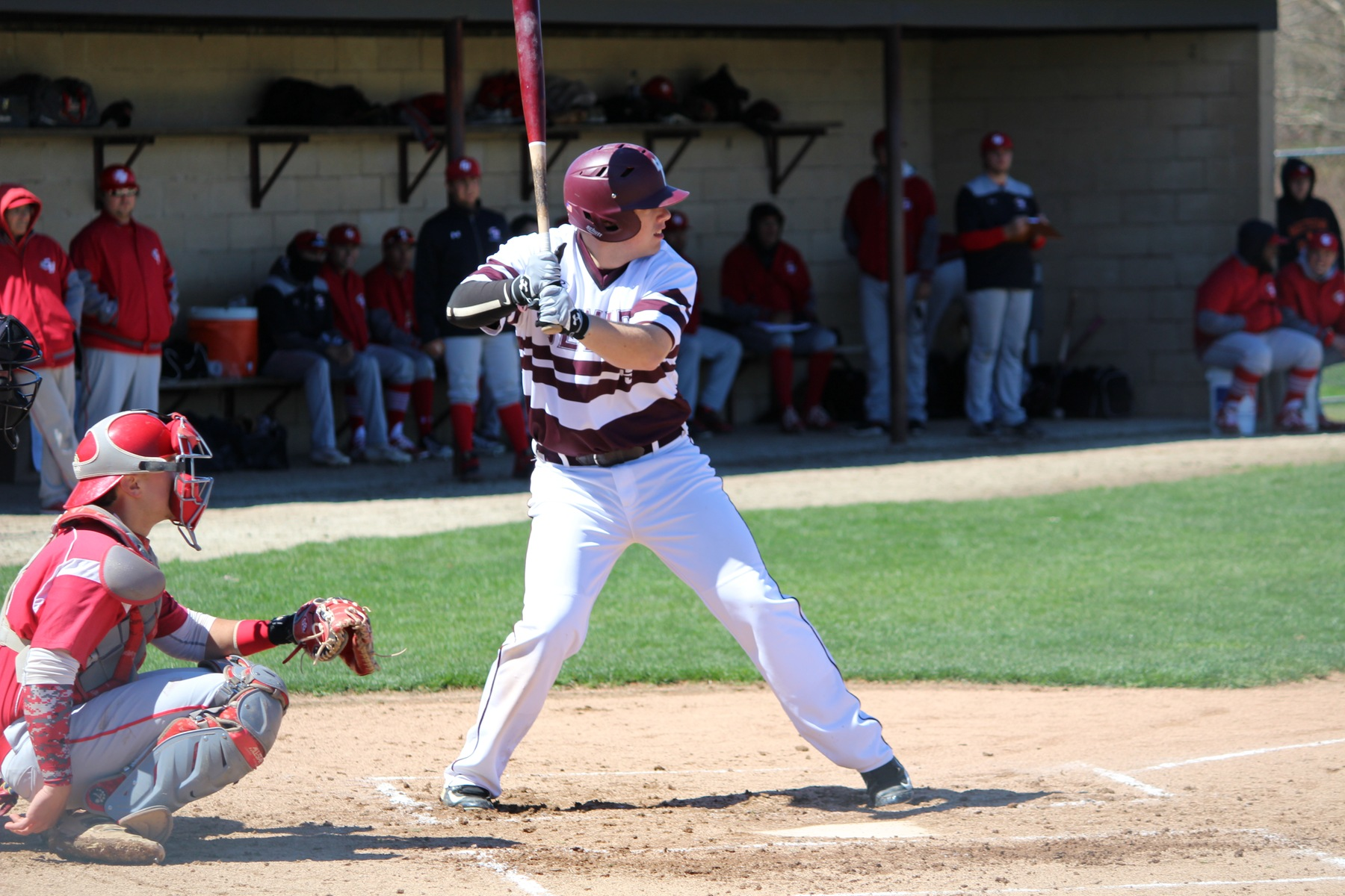 Baseball Drops Two Close Games to Regionally-Ranked Winston-Salem State