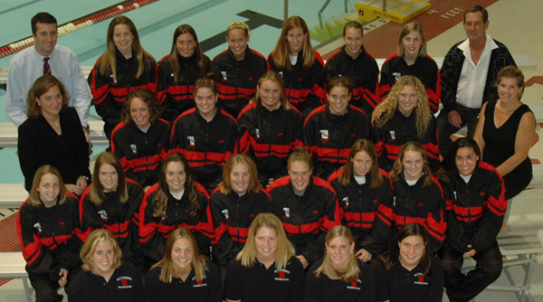 2005-06 Wittenberg Women's Swimming and Diving