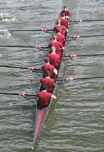 Men's Crew Has Solid Showing at Head of the Charles