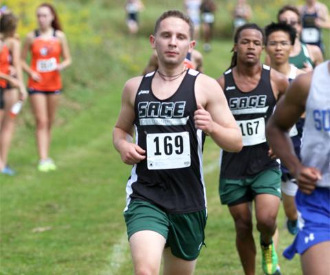 Gator men run at Bard Invitational