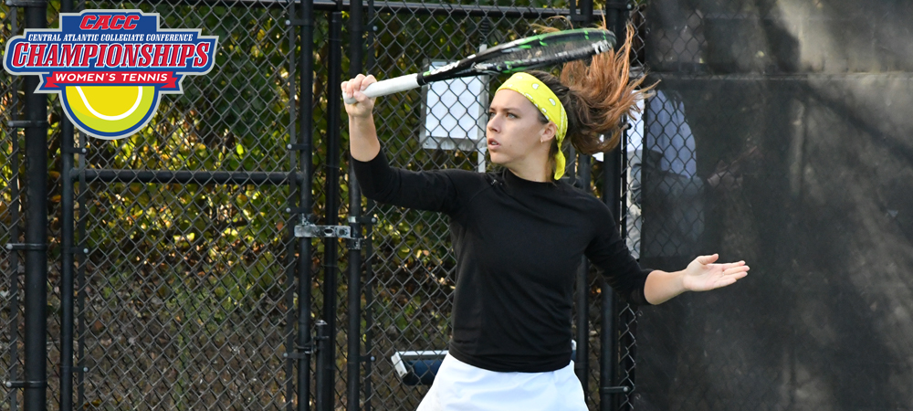 Women's Tennis Dethrones Goldey-Beacom In CACC Championship Semifinals With 4-3 Triumph