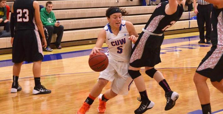 Women's Basketball edges Concordia Chicago in CIT matchup