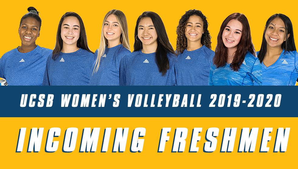 Gaucho Women's Volleyball Announces 2019 Recruiting Class
