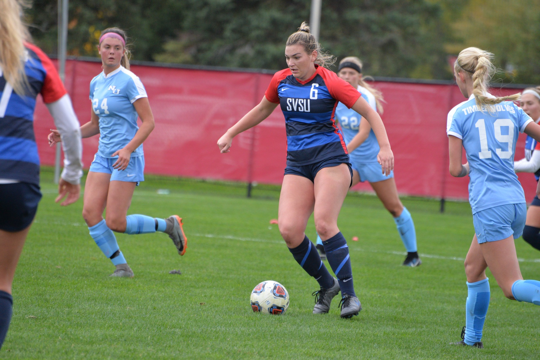 SVSU posts shutout over Northern Michigan