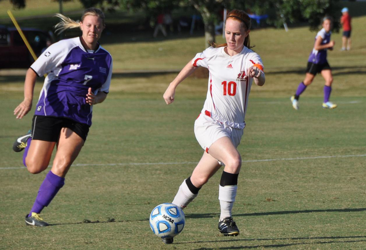 Women's Soccer: Panthers take on top-seeded Maryville in USA South tournament