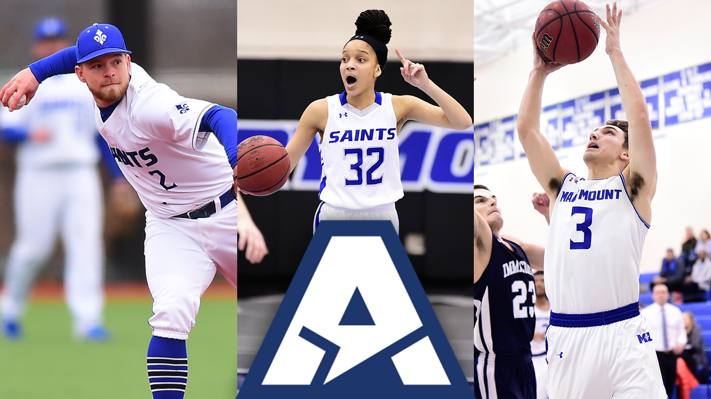 Three Teams Deemed Atlantic East Team Academic Winners