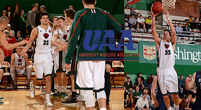 UAA Announces Men's Basketball All-Association Team; Andrew Sanders Named Most Valuable Player