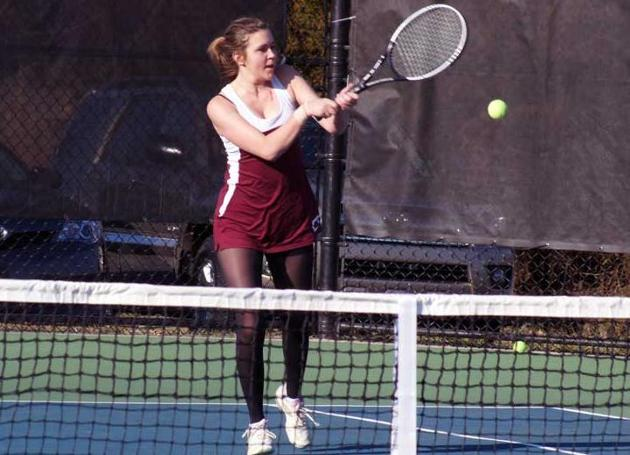 Guilford Falls to Emory & Henry, 6-3, in Women's Tennis