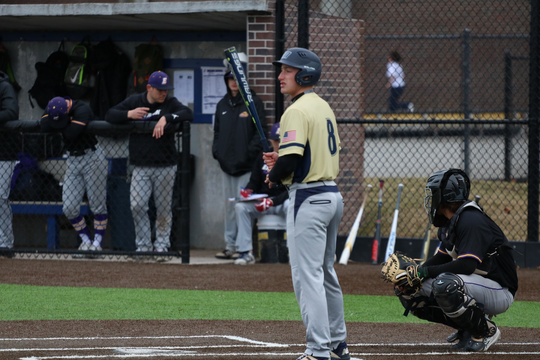 Bucs Split with Trailblazers in Conference Doubleheader