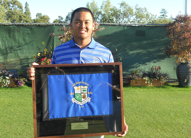 Men's Golf Sees Briones Claim Santa Clara Championship; Keskari Wins in Germany