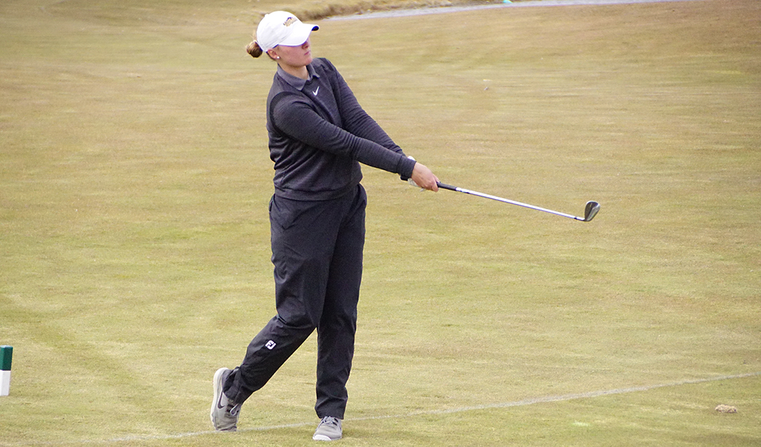 Women's Golf Finishes Seventh at Michael Corbett Invitational