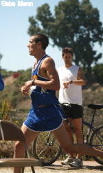 A pair of 2nd place finishes for UCSB Cross Country teams at the Aztec Invitational