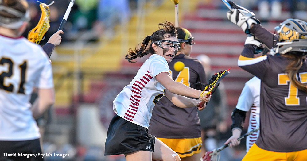 Women's Lax Surge Comes Up Short