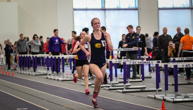 Women's Track and Field wins Titan Challenge, Men finish second