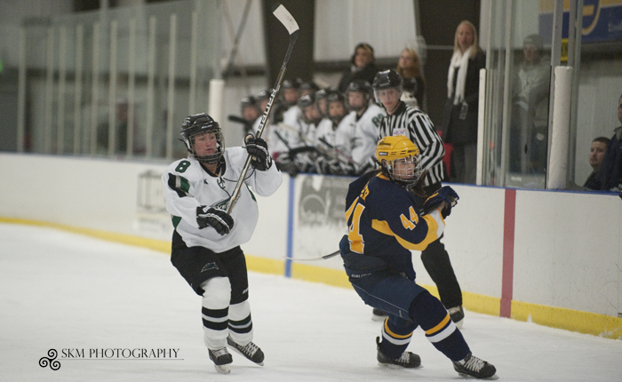 Neumann Scores Final Three Goals to Down Mustangs 4-1 in Home Opener