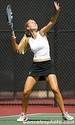 Women's Tennis Earns Program's First National Ranking