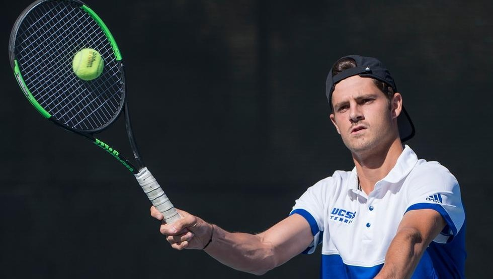 Guillin Named ITA Southwest Region Most Improved Senior
