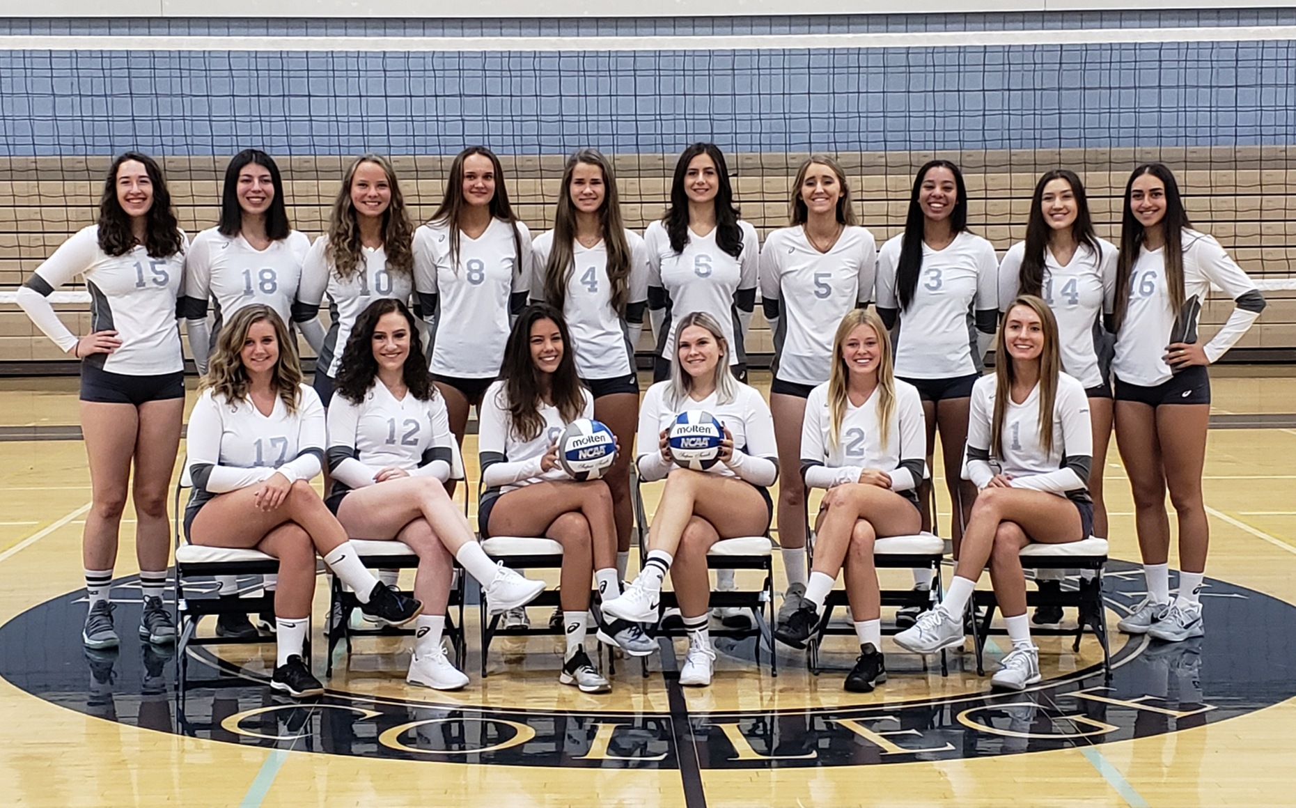 Women's volleyball team is back at home, hosts OCC Wednesday