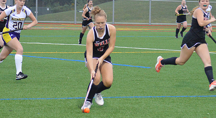 Balanced Scoring Leads To Field Hockey Victory