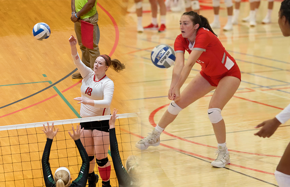 Moulder and Haegele take home PrestoSports Volleyball Awards in final week