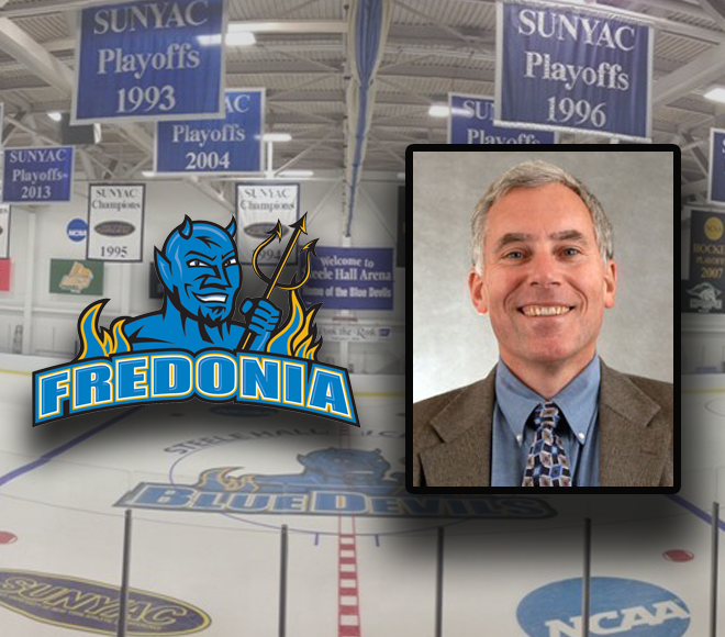 SUNYAC announces Men's Ice Hockey Coach of the Year