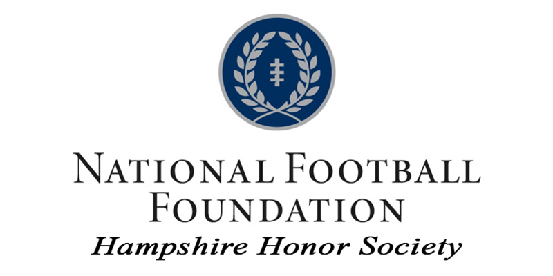 Lewis and Stirton are Named to NFF Hampshire Honor Society