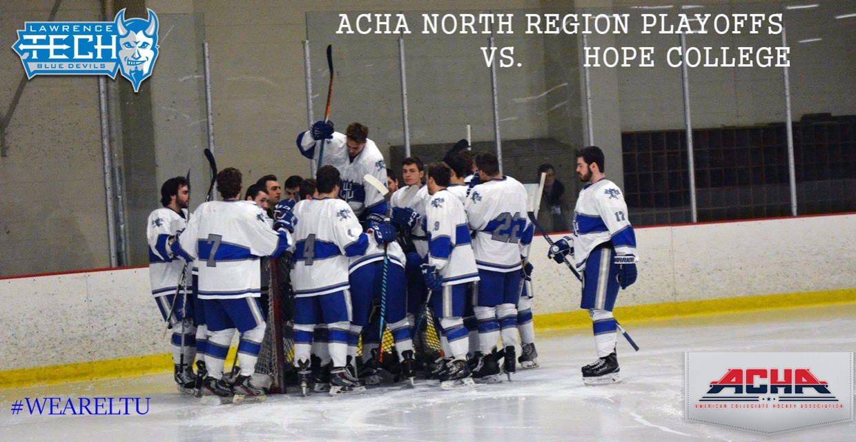 Photo for LTU Opens ACHA North Regional With Hope College