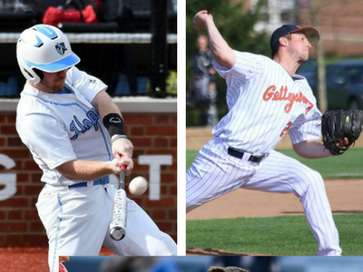 All-Conference Baseball Team; Reynolds, Stopyra Honored