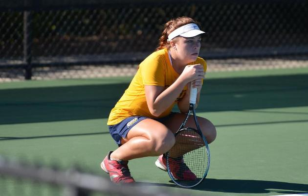 Women's Tennis to Host Anderson and Converse in Two-Day Homestand