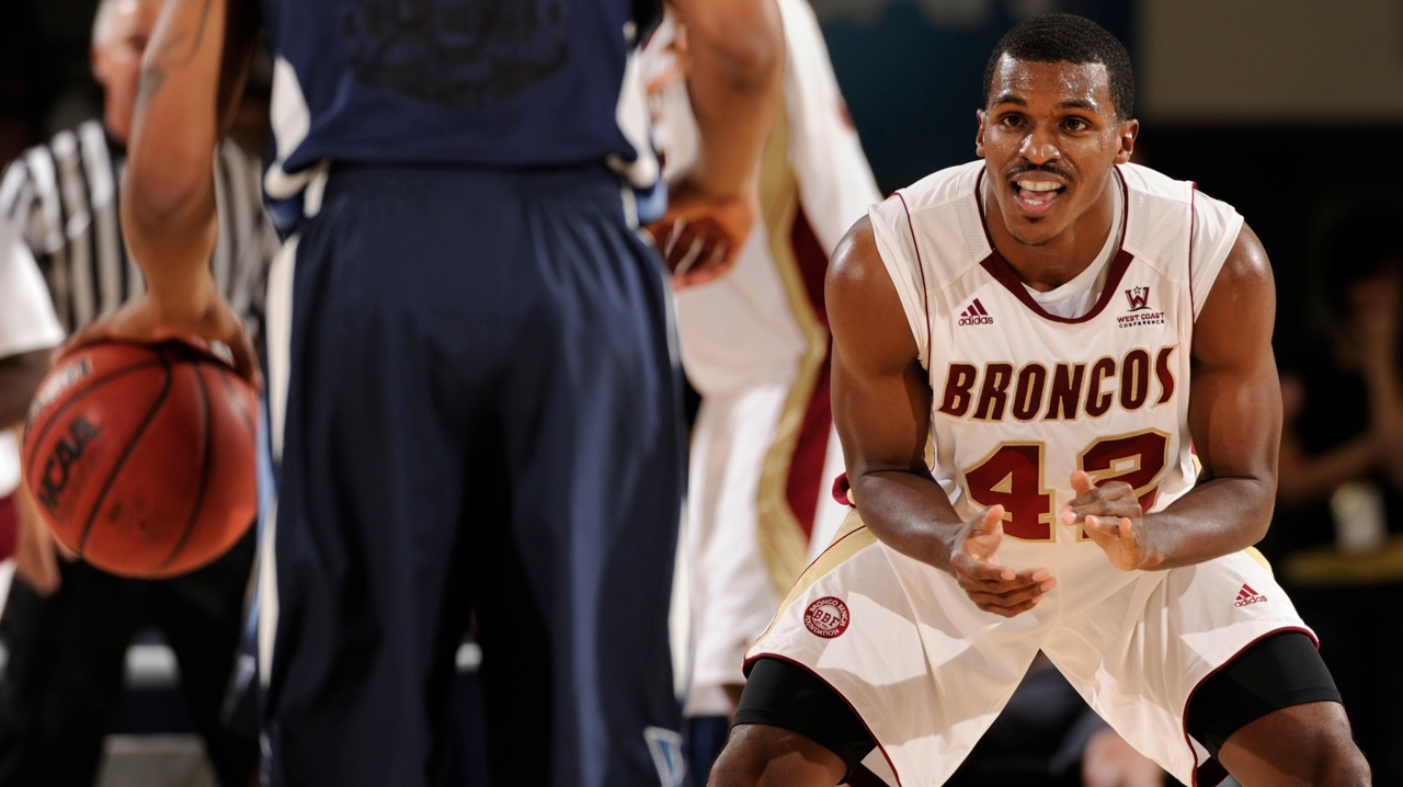 Santa Clara Basketball Falls at BYU