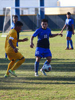 Luis Garcia was named 2nd Team All-West Region