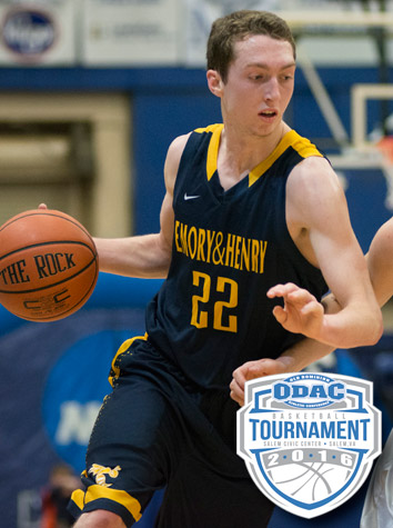 #5 Emory & Henry Men's Basketball Ends ODAC Tournament Run With Loss To Top-Seeded Lynchburg
