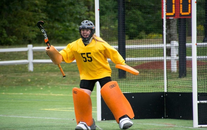 FIELD HOCKEY: Anna Maria blanked by Saint Joseph's (Maine)