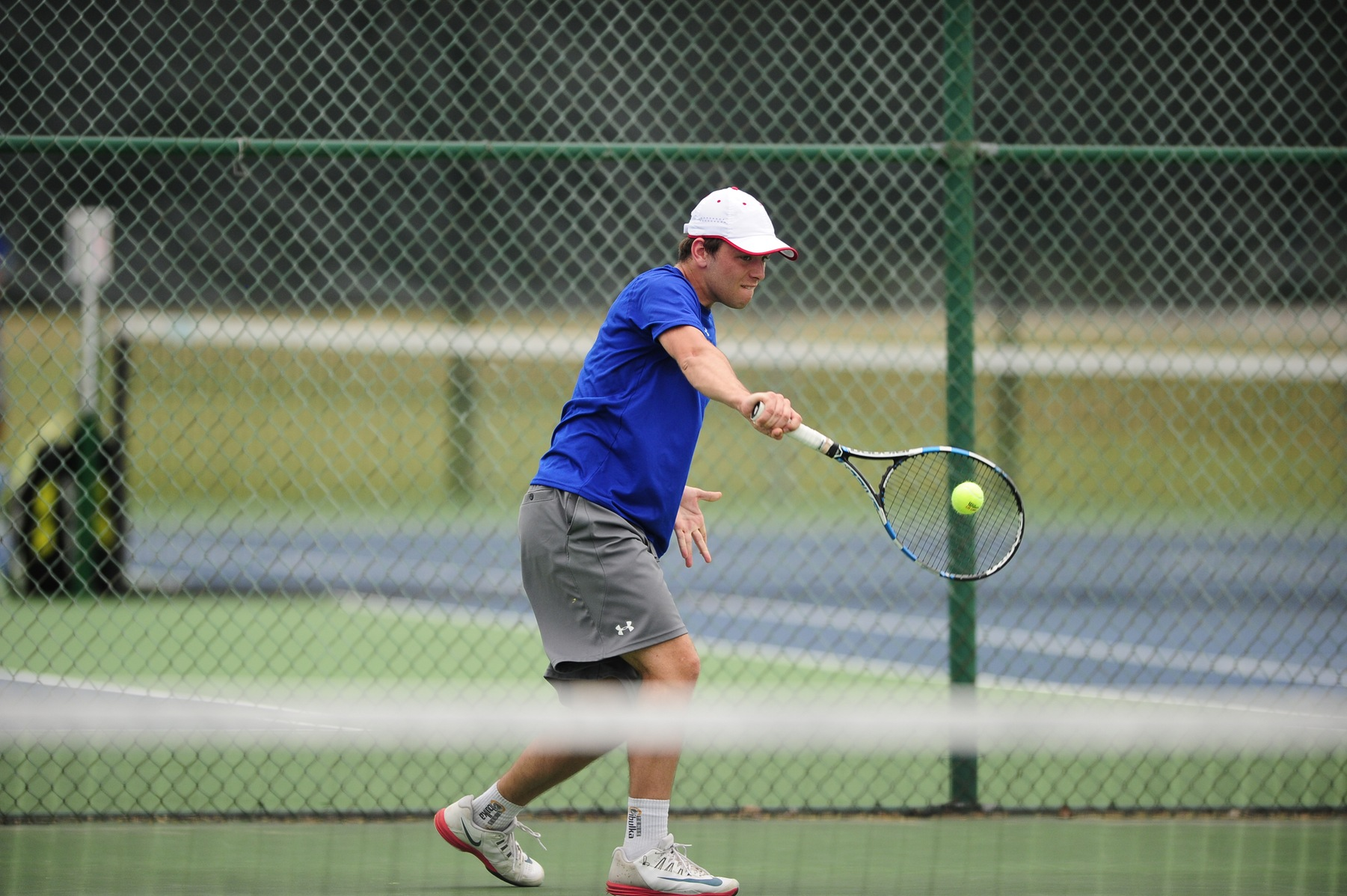Men's Tennis Takes it to the Wire With Wilkes
