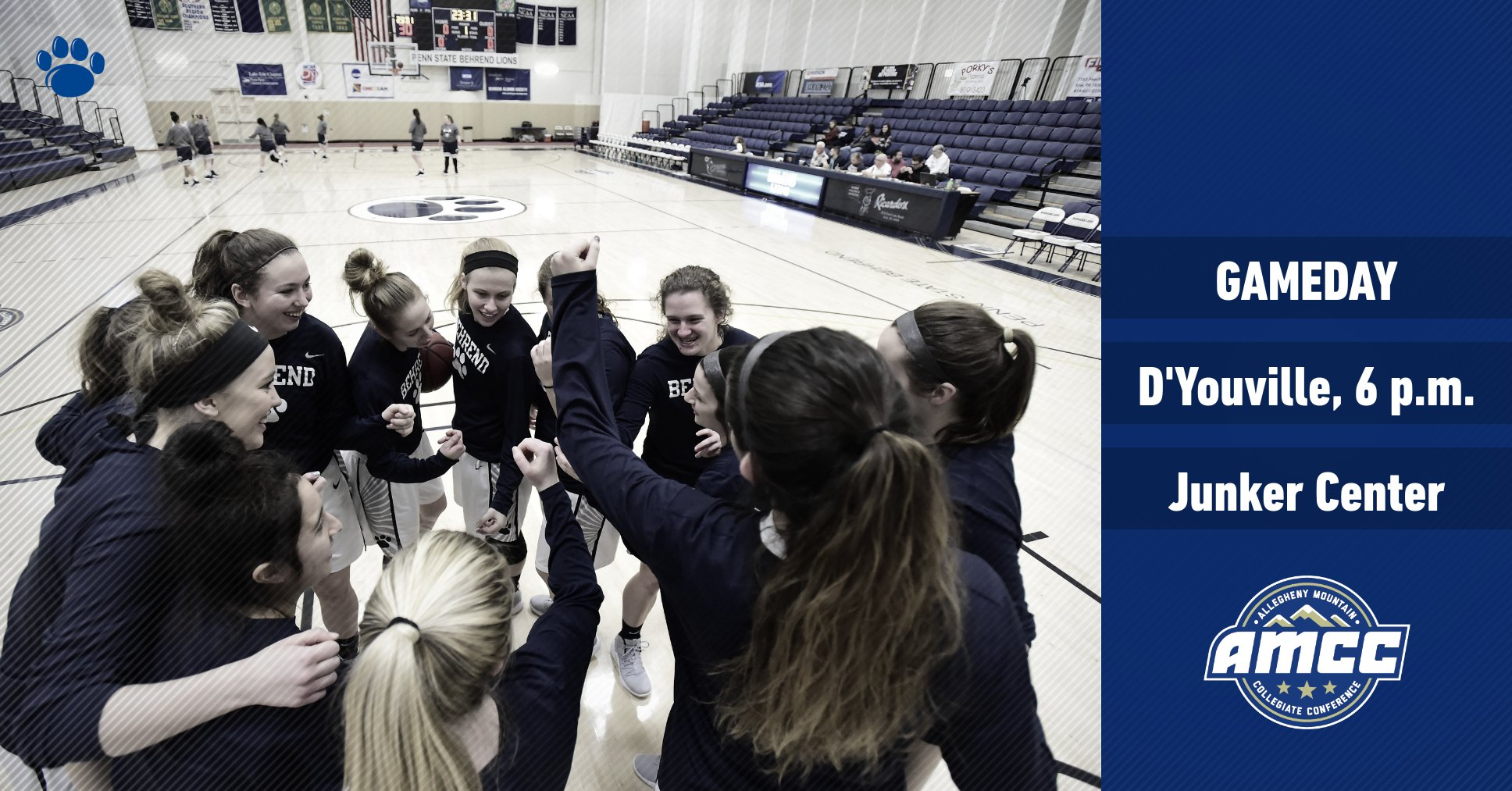 Women's Basketball Takes on D'Youville Wednesday