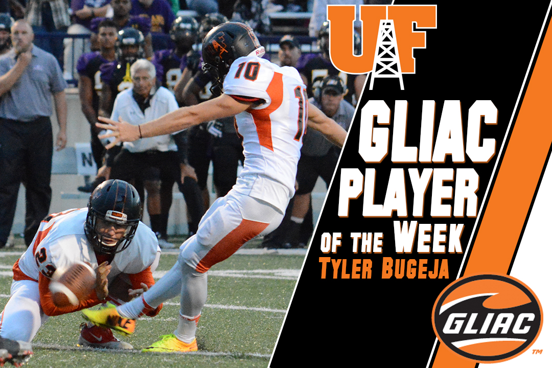 Gervais Named GLIAC Offensive Player of the Week