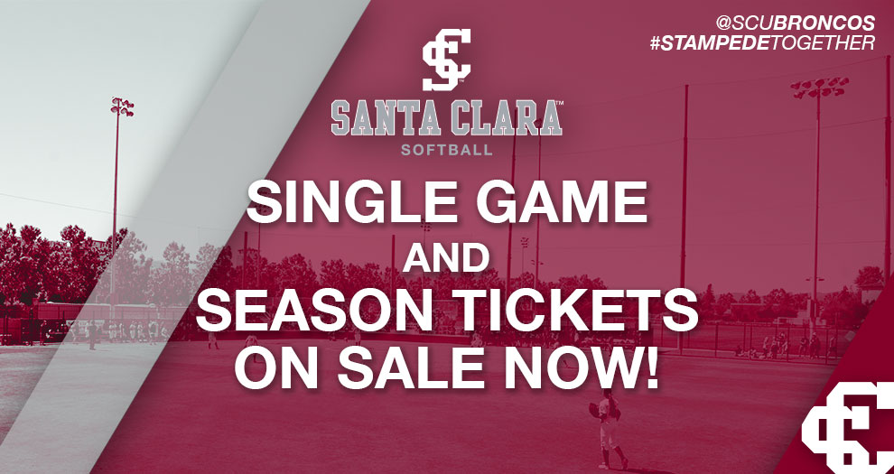 Softball Season and Single Game Tickets on Sale Now