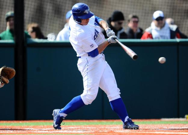Blue Devils Top Holy Cross on Tuesday
