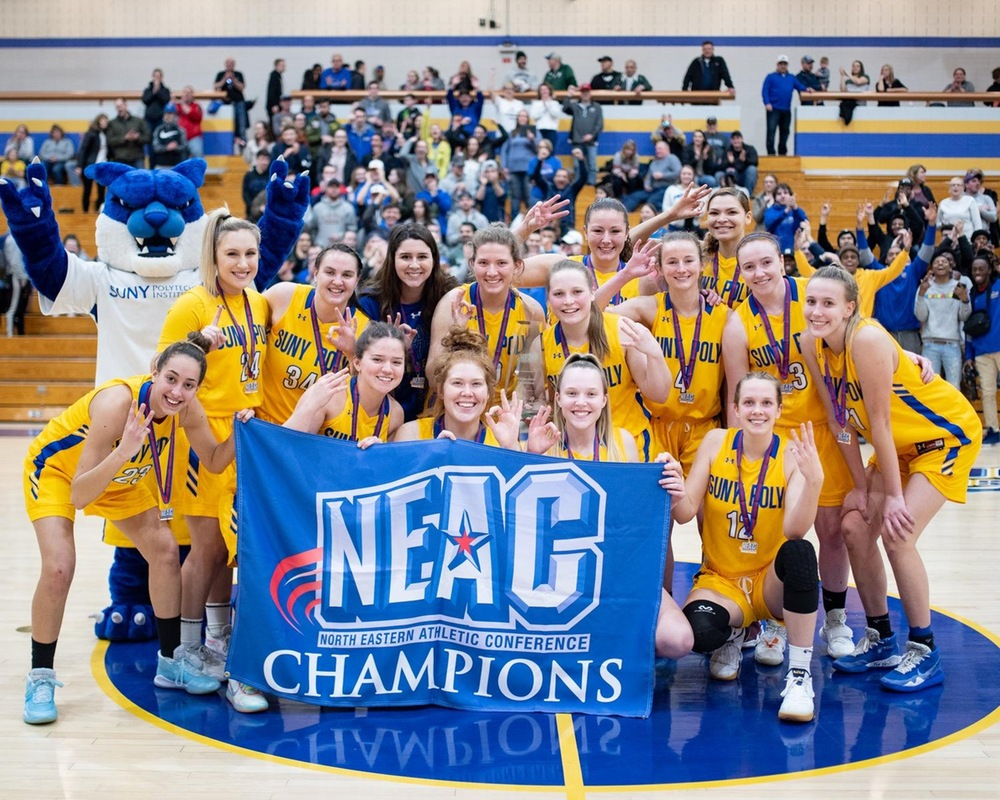 WBB: Wildcats Win Fourth NEAC Title in Five Seasons, 71-58 Over Morrisville