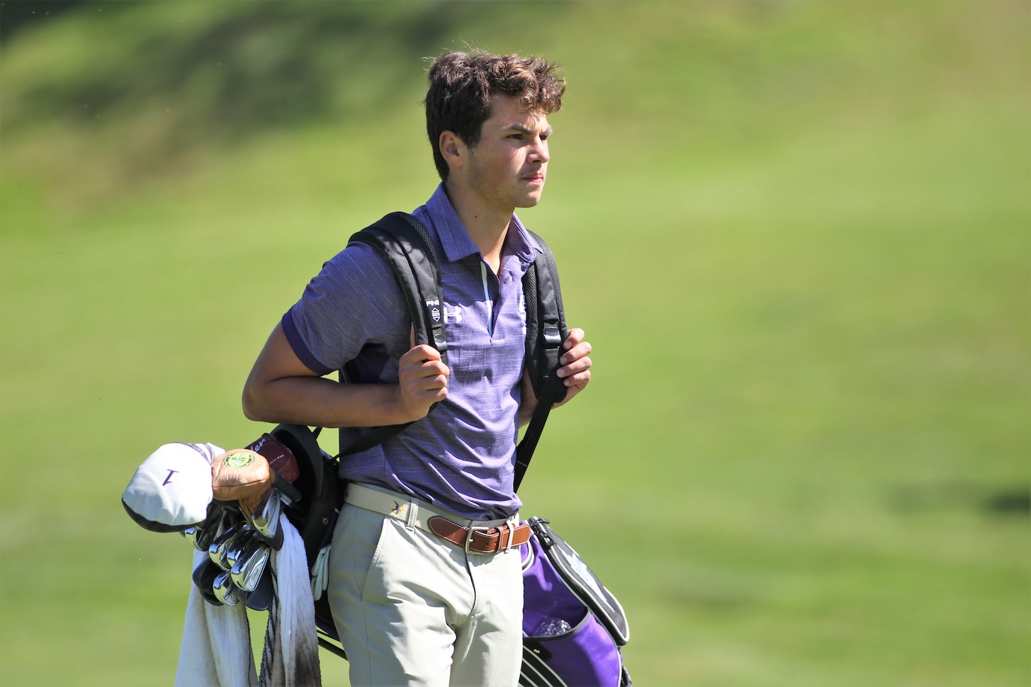 Men's Golf Completes Fall Portion of Schedule at Biondi Memorial Invitational with Third Place Finish