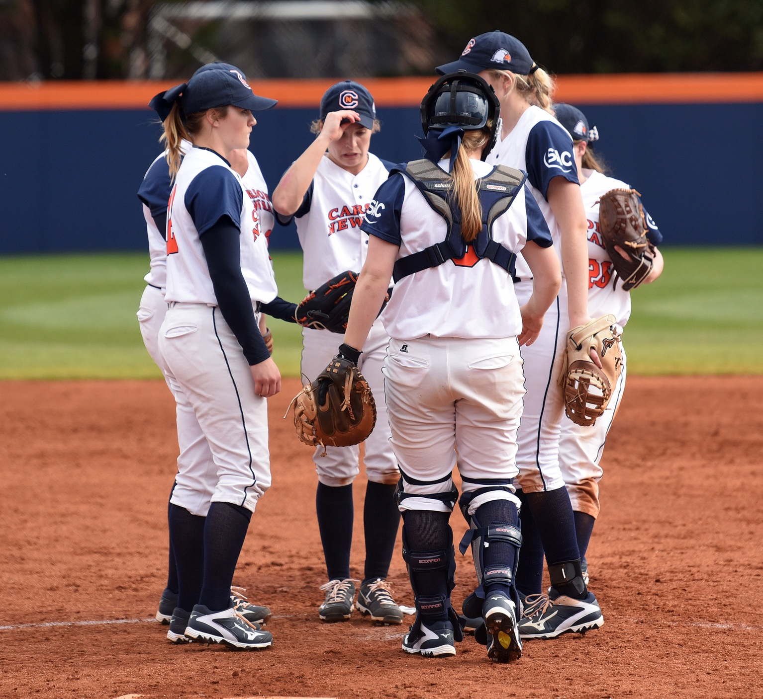 Sunday Conversation: A quartet of softball freshmen